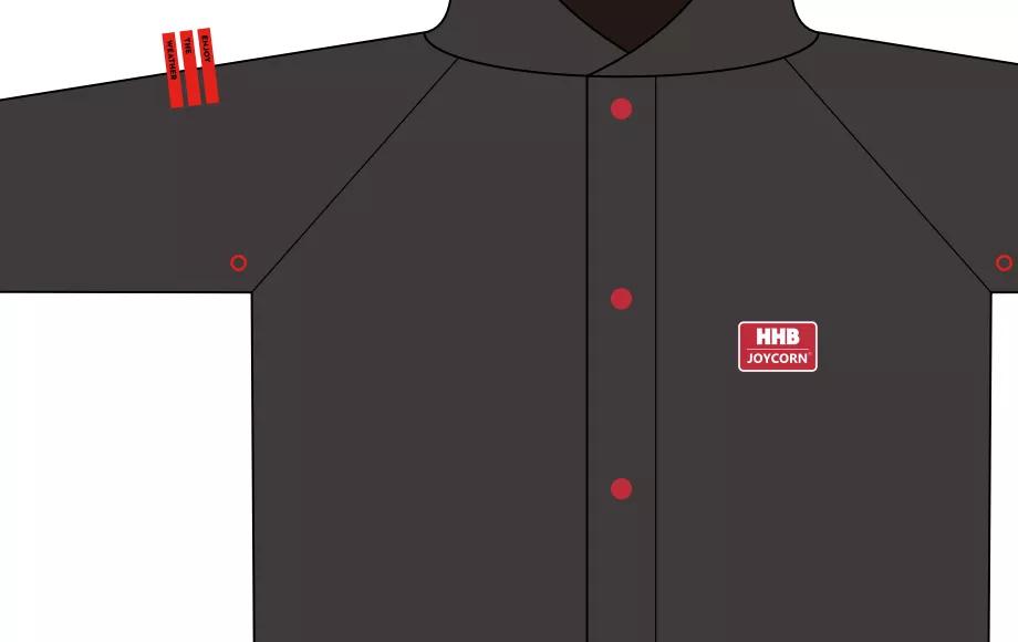 穿最潮的雨衣,去最有味道的酒吧 HHB x JOYCORN加可推出聯名雨衣